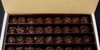 Chocolade rozetten Puur