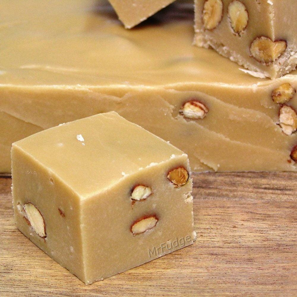 Fudge Caramel Amandel 1,25 kg